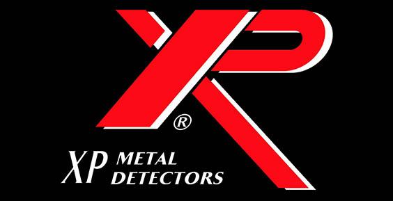 xp logo metal detectores