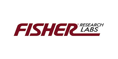 fisher labs detector de metal logo